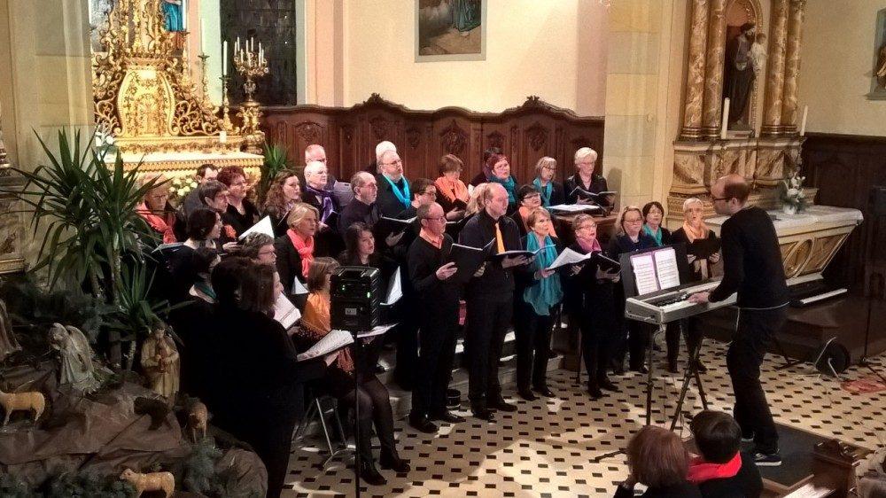 concert Elvange  le 17 décembre 2016